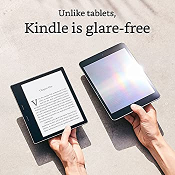 Kindle Oasis - Waterproof, 32 GB Wi-Fi  (Previous Generation – 9th)