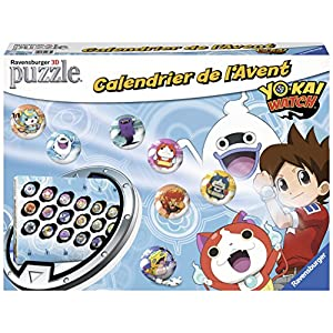 Ravensburger – Yo Kai Watch 11674 – Advent Calendar