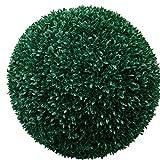TLC künstliche Buchsbaumkugel (dunkel grün LIGUSTER) Ø 15 bis 50 cm (Ø 40 cm)
