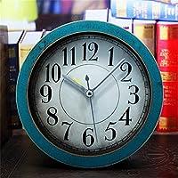 DIDADI Alarm clock Continental jahrhunderte alte so minimalistisch retro Holz kleine Alarm Tabelle kreative amerikanische... preisvergleich bei billige-tabletten.eu