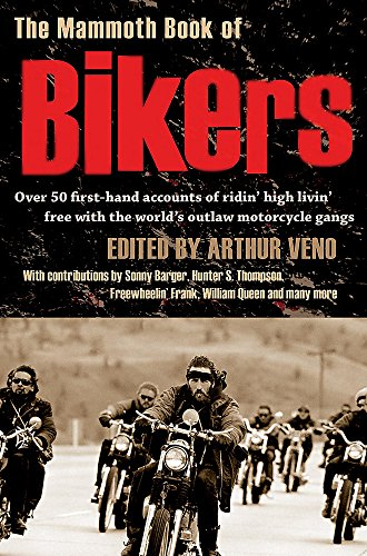 The Mammoth Book of Bikers Cover Image