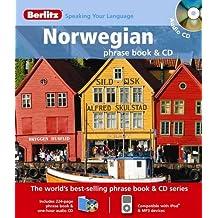 Berlitz: Norwegian Phrase Book & CD (Berlitz Phrase Book & CD)