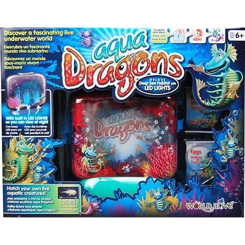 Aqua Dragons Deluxe - Pecera para dragones de agua
