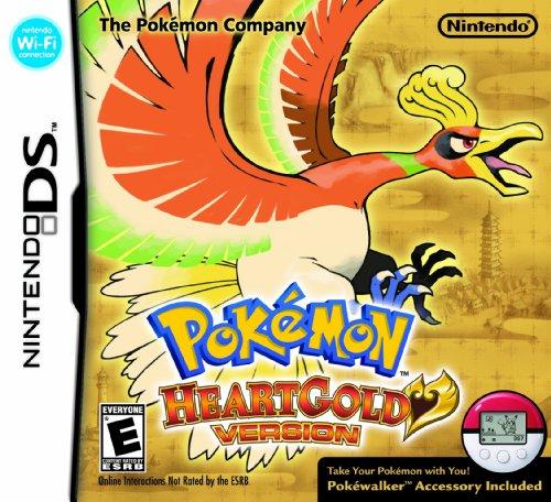 Pokémon HeartGold-Version [US Import]