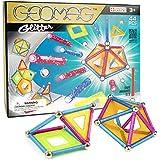 Geomag - Glitter 44 piezas, juego de construcción para niños