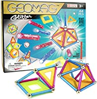 Geomag 532 - Panels Glitter, 44 Pezzi