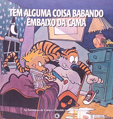 Calvin & Haroldo - Tem Alguma Coisa Babando Embaixo Da Cama (Em Portuguese do Brasil)