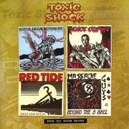 Preisvergleich Produktbild Four Old Toxic Shock 7's