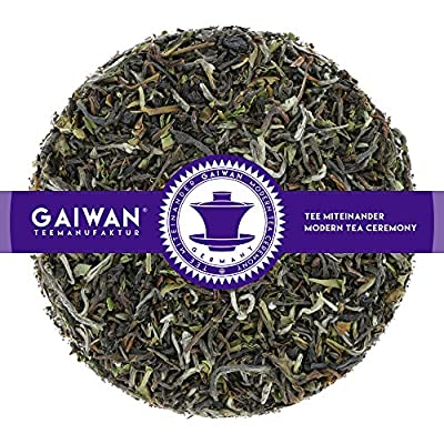 "N° 1258: Thé noir ""Darjeeling Puttabong SFTGFOP"" - feuilles de thé - GAIWAN® GERMANY - thé noir de l'Inde"