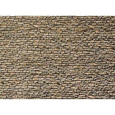 "faller mauerplatten FALLER 222566 - Mauerplatte ""Bruchstein"""