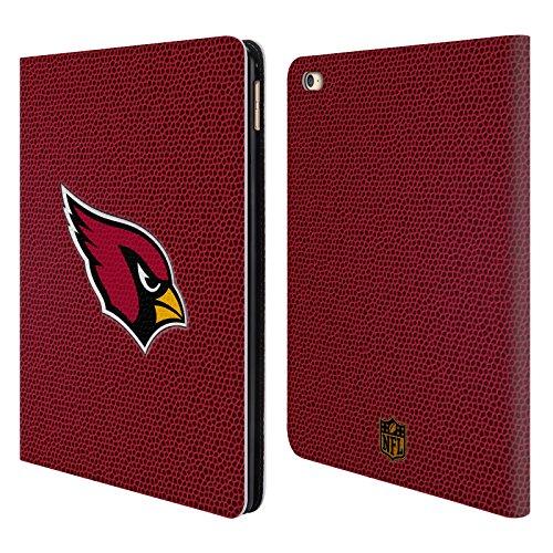 Preisvergleich Produktbild Offizielle NFL Fussball Arizona Cardinals Logo Brieftasche Handyhülle aus Leder für Apple iPad Air 2