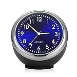KKmoon Mini Car Digital Quartz Clock Decoration High Precision Automotive electronic Car Accessories
