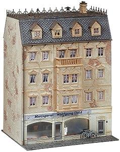 Faller - Casa de decoración para modelismo ferroviario (F130451)