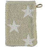Cawö Handtücher Small Stars 525 Waschhandschuh 16x22 cm