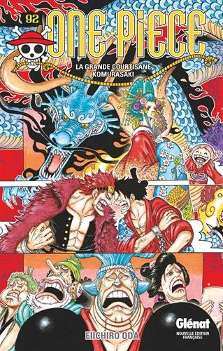 One Piece Edition originale Tome 92