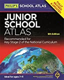 Philip's Junior School Atlas: 9th Edition (Philips School Atlas)