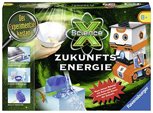 Ravensburger 18861 - ScienceX Zukunfts-Energie