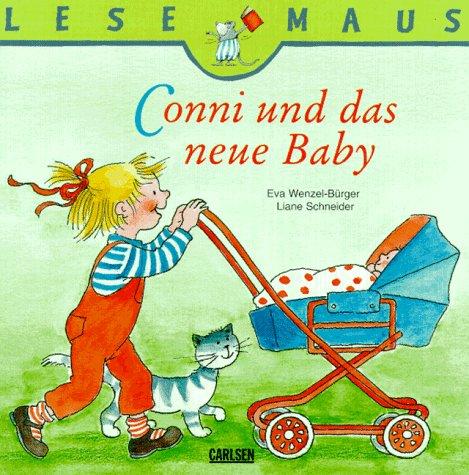 Conni und das neue Baby.