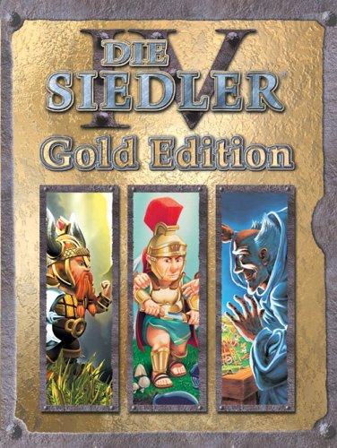 Die Siedler IV - Gold Edition