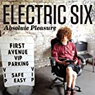 Absolute Pleasure by Electric Six (2012) Audio CD