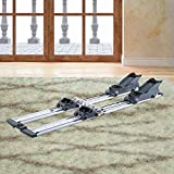 Maquina Fitness Abdominales y Gluteos 206x53x21cm Crawl Exercise Machine