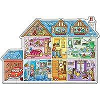 Orchard Toys - Puzle de la casa de muñecas