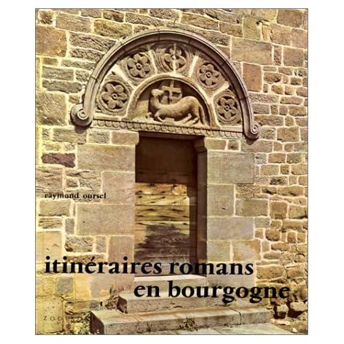 Itinéraires romans en Bourgogne