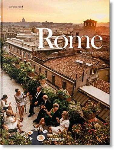 Rome: Portrait of a City / Portrat einer Stadt / Portrait d'une ville di Giovanni Fanelli