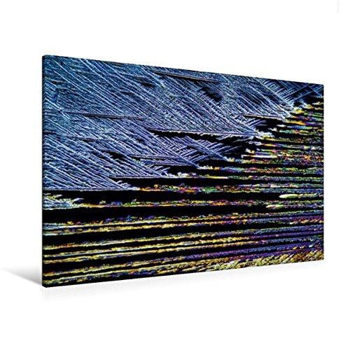 Premium Textil-Leinwand 120 cm x 80 cm quer, Hydrochinon 3 | Wandbild, Bild auf Keilrahmen, Fertigbild auf echter Leinwand, Leinwanddruck (CALVENDO Wissenschaft)