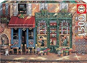 Educa Borras Puzzle Palais Des Fleurs 1500 Piezas (18004)
