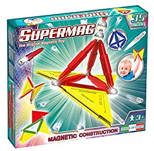 Supermag  - Tags Primary 35 (Deqube 9090150)