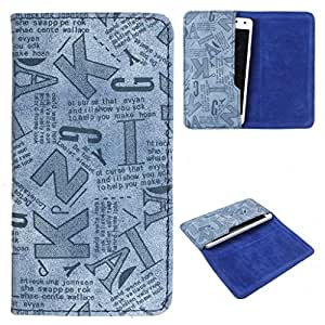 DooDa PU Leather Case Cover For Lava Xolo A600