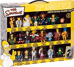 Simpsons 3D Figuren