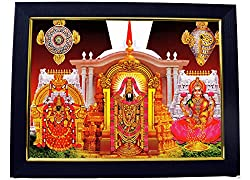 Tirupati Balaji Photo Frame