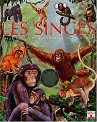 L'Imagerie animale, tome 25 : Les Singes
