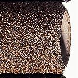 FALLER 180785 - Geländematte, Schotter, dunkelbraun, 1000 x 750 mm