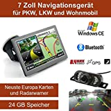 Elebest 7 Zoll,Windows CE Navigationsgerät,
