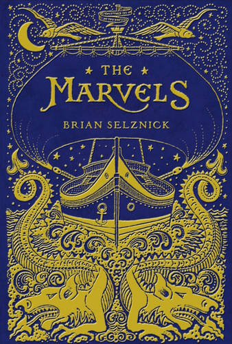 The Marvels por Brian Selznick