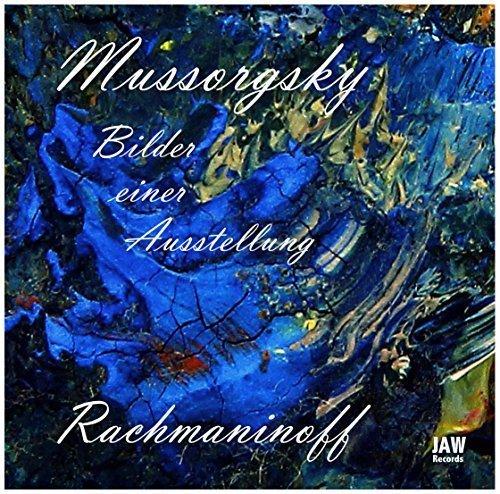 Mussorgsky: Bilder einer Ausstellung (originale Klavierfassung) - Rachmaninoff: 6 Préludes op.3/2, op.23/4+5+6, op.32/5+10+12 - Elegie op. 3/1 - Nocturne op.10/1 /// Michael Nuber (Pianist)