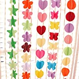BALLOON JUNCTION 3D Paper Garland (Set o...