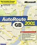 Autoroute 2001 Great Britain & Europe