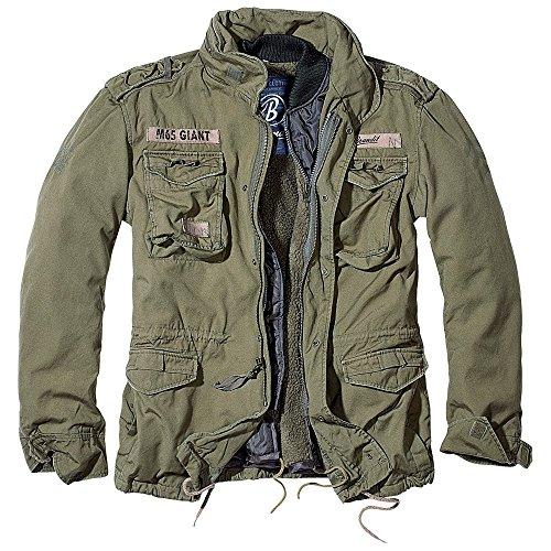Brandit M65 Giant Winter Jacket Black