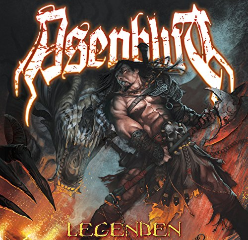 Asenblut: Legenden (Ep) (Audio CD)