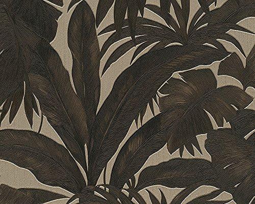 A.S. Creation Carta da parati collezione Versace 2, marrone, 962401