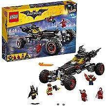 Batmovil de Leg� de la peli oficial de Batman