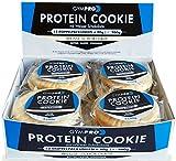 Protein Cookies (Weiße Schokolade, 1 Display á 12 Stück)
