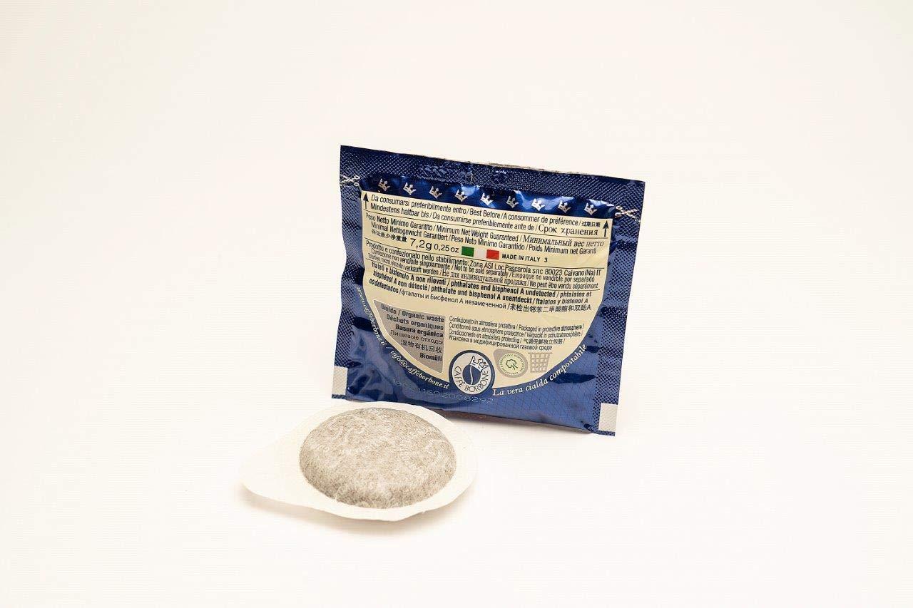 Caff-Borbone-Cialda-Caff-Miscela-Blu-Confezione-da-50-Pezzi