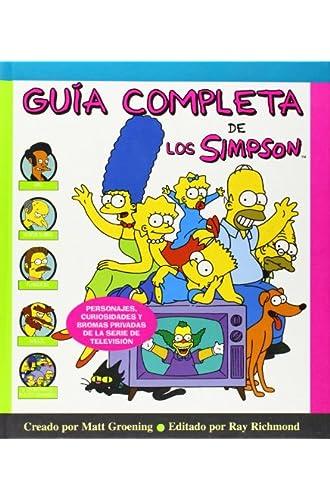 Guia Completa De Los Simpson
