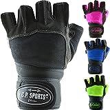 C.P. Sports Pro Gym Handschuh, Fitness Handschuhe, Trainingshandschuh, Gewichtheben