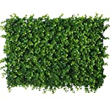 Luyue Indoor/Outdoor Artificial Garden Grass Square Turf Carpet Home Decor Garden Ornament Landscaping Grass Pack of 1pc (Lawn-1)